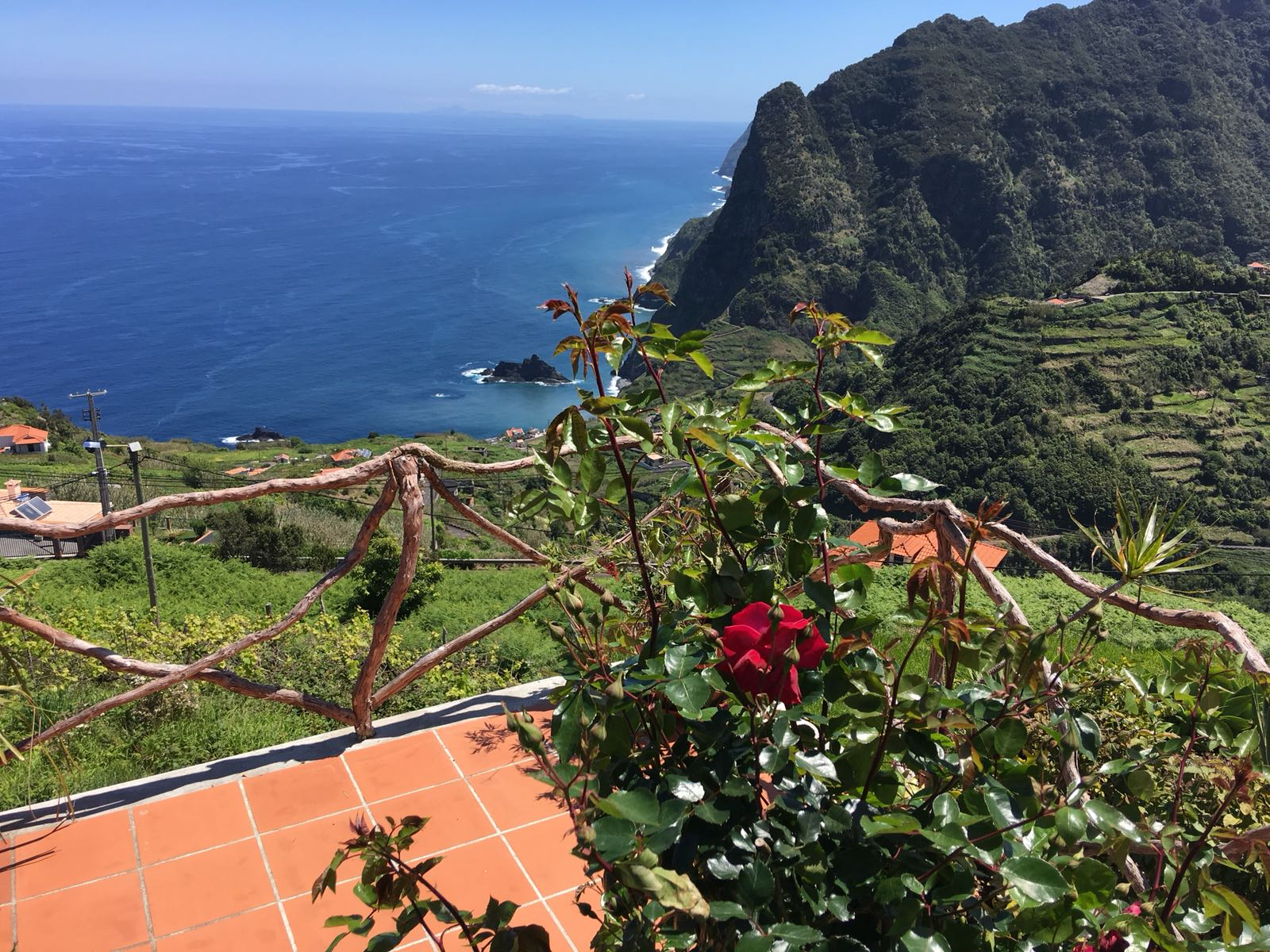 MadeiraCasa – Country cottage with stunning views and privacy