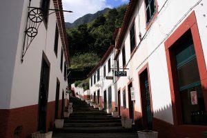 São Vicente street