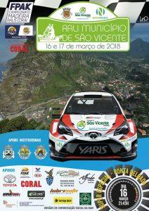 Sao Vicente Rallye