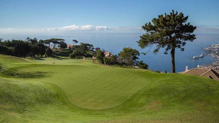 Golfing on Madeira Archipelago - Palheiro Golf