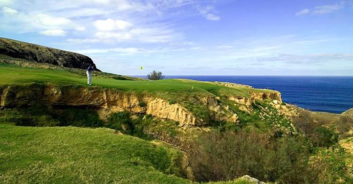 Golfing on Madeira Archipelago - Porto Santo Golf