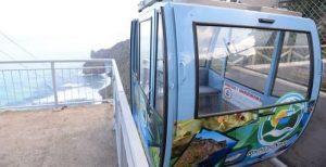 Madeira Nature Reserve: Rocha do Navio, Santana Cable Car Teleferico