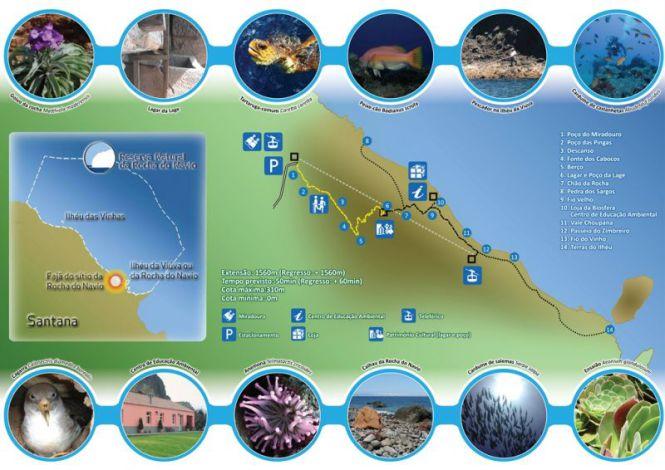 Madeira Nature Reserve: Rocha do Navio, Santana