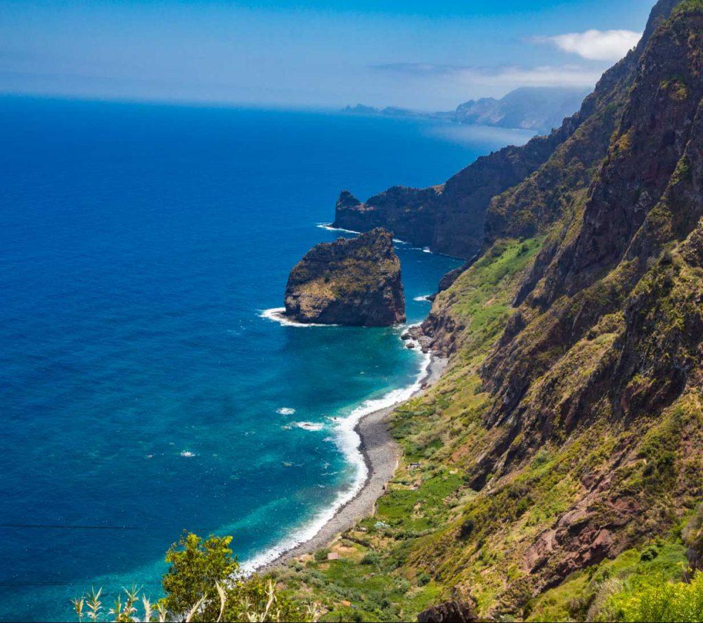 Madeira Nature Reserve: Rocha do Navio - Santana