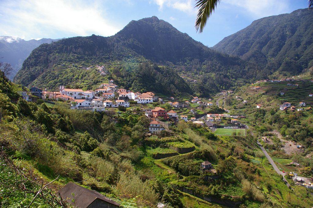 Boaventura village