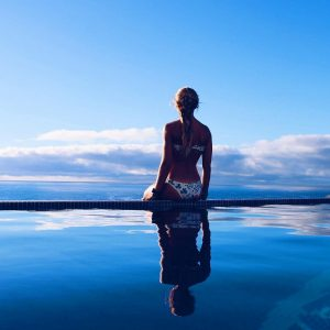 Infinity Swimming Pool - Casa do Miradouro Madeira
