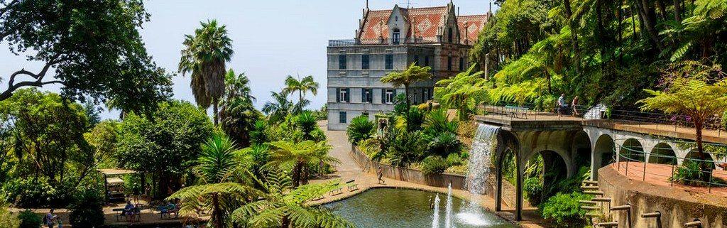 Monta Palace Tropical Gardens, Madeira