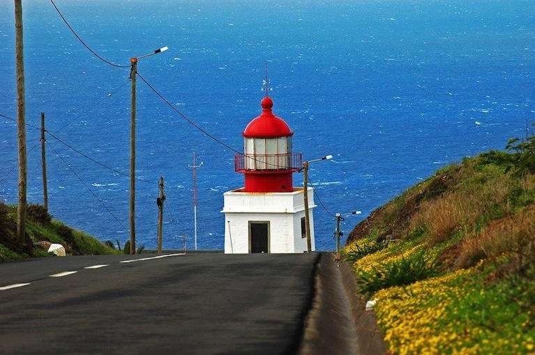 Ponta do Pargo lighthouse, Madeira