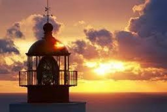 Ponta do Pargo lighthouse, Madeira Sunset
