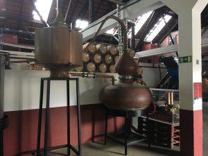 Distillary equipment
