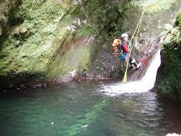 Canyoning op Madeira