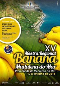 Mostra Regional Banana, Madeira