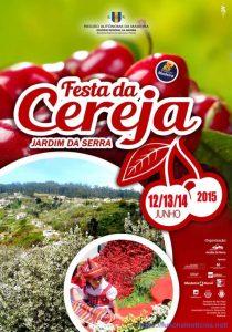 Festa da Cereja, Madeira
