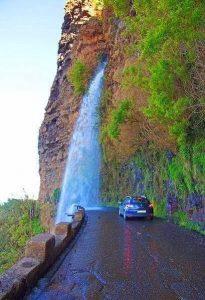 ER 101 Antiga North - Schönste Straße auf Madeira