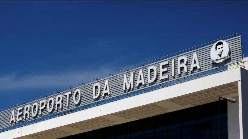 Cristiano Ronaldo Madeira International Airport