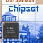 Chipsatz von Lior Samson Madeira