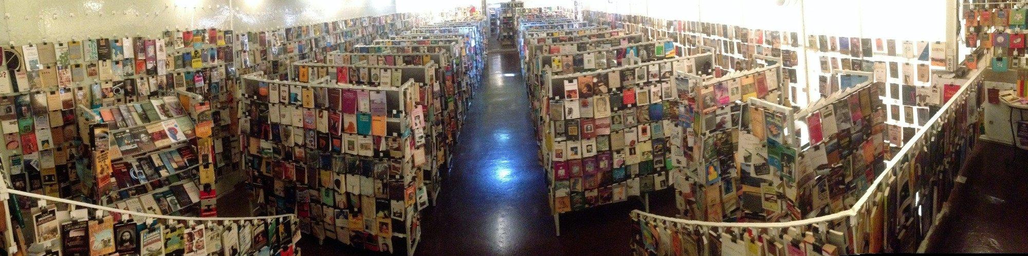 Funchal-boekwinkel