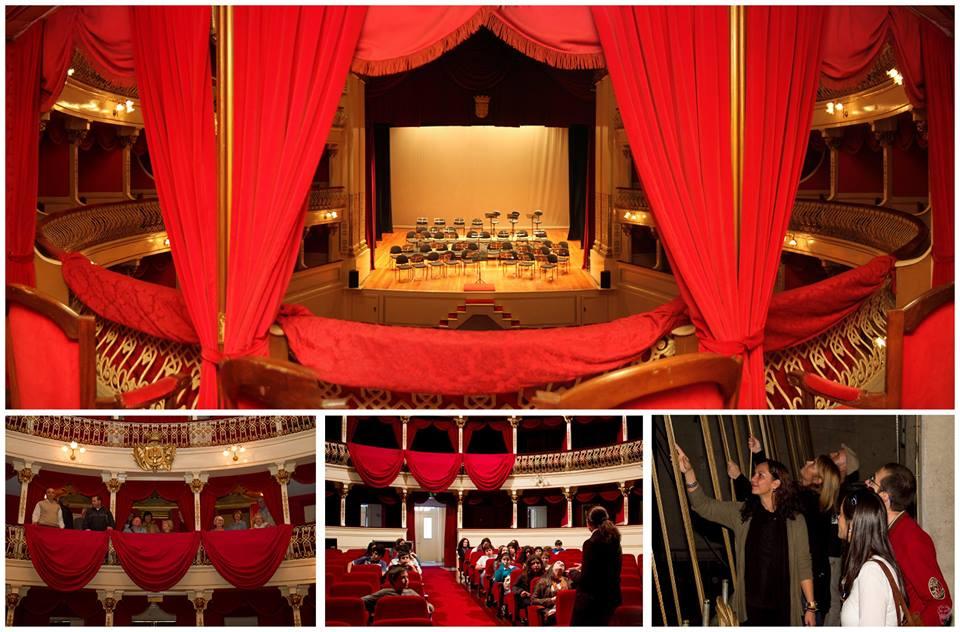 Guided Tours Teatro Baltazar Dias Funchal Madeira
