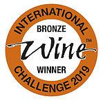 2019 Medal Bronze IWC