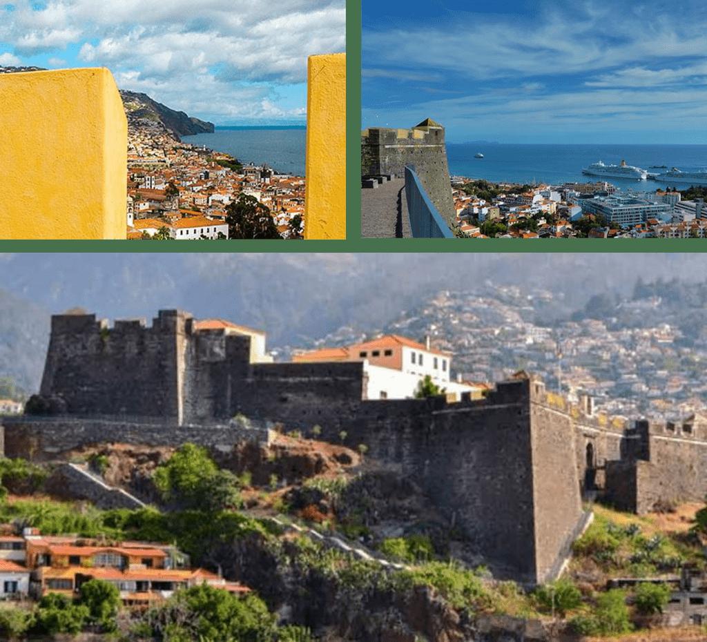 Fortaleza do Pico Funchal Madeira