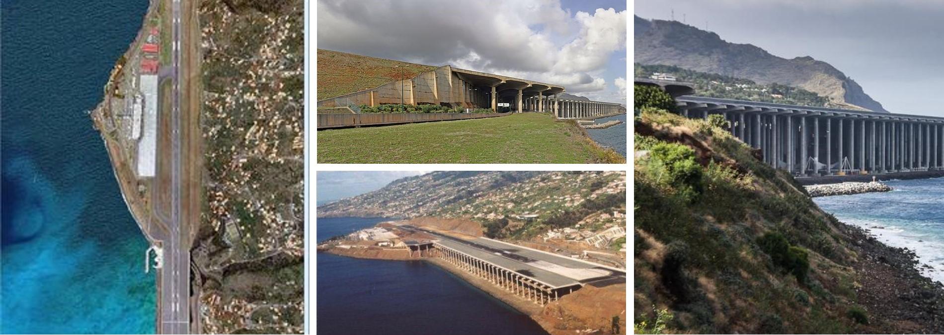 Auszeichnung für herausragende Struktur des Flughafens Madeira FNC