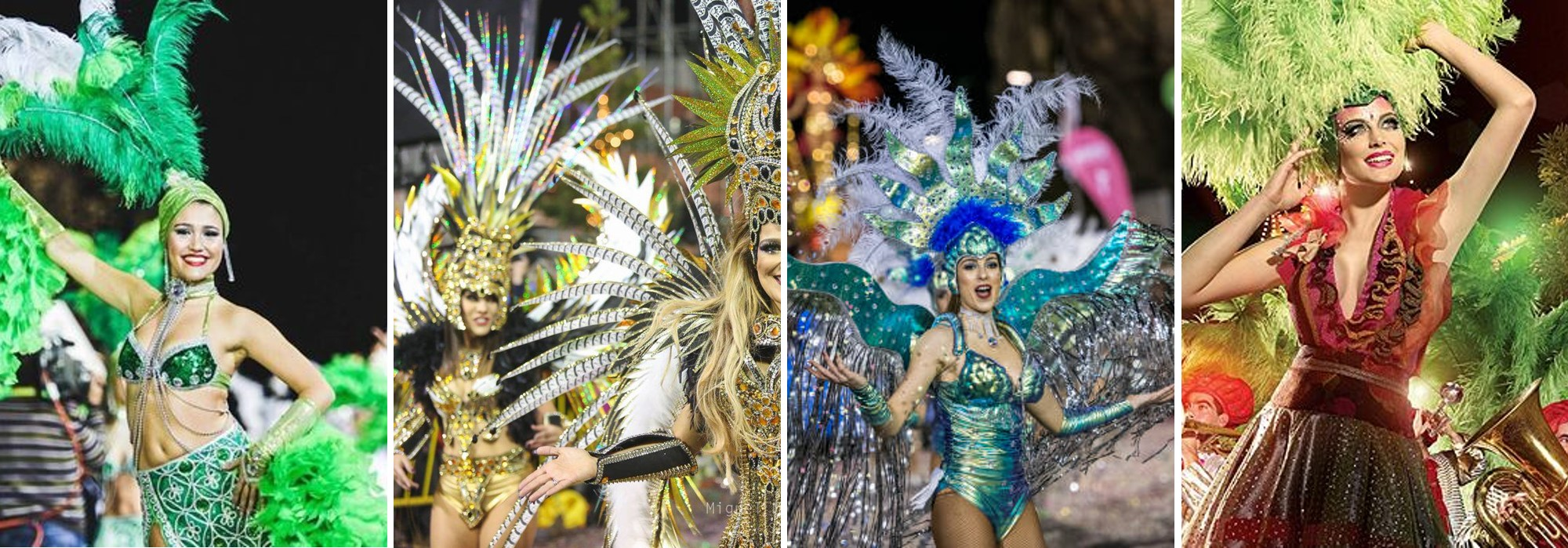 Madeira Funchal Carnival February