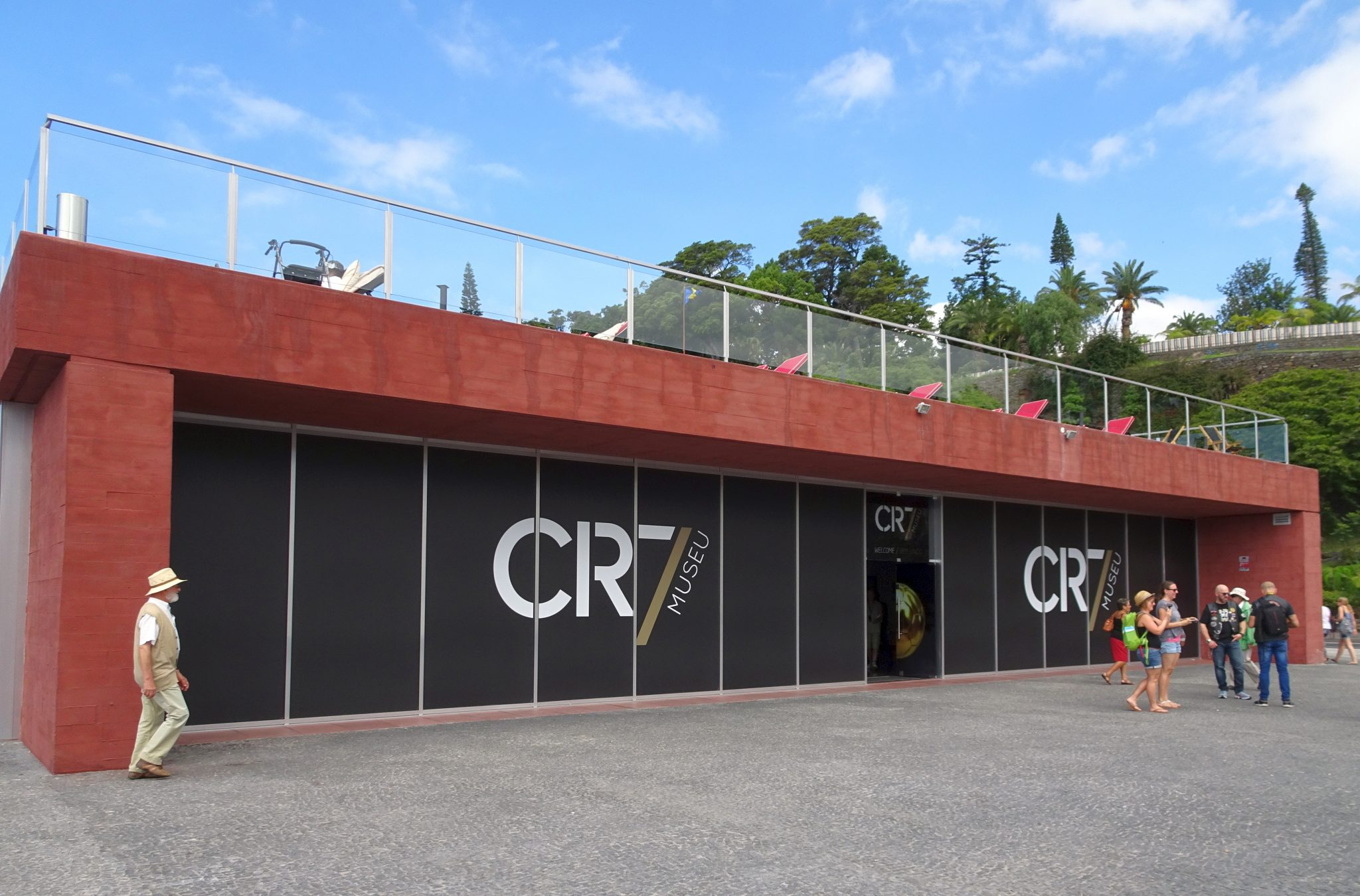 Museum CR7 Funchal Madeira Portugal