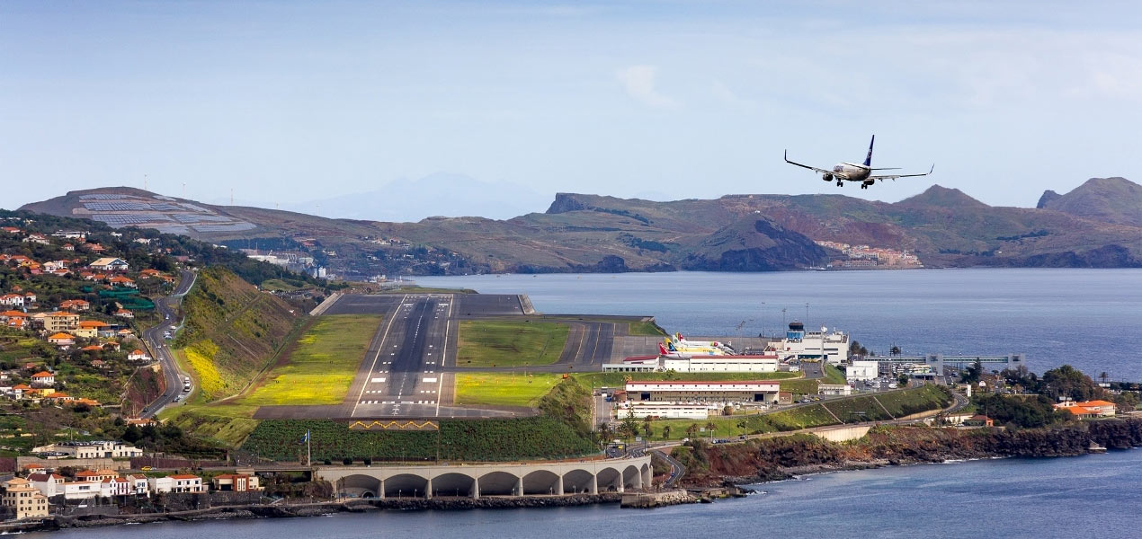 Madeira Airport Funchal FNC Arrival Departure times