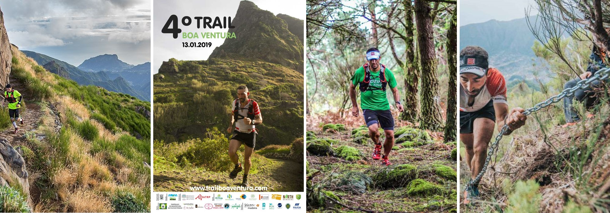Madeira Island Trail Running Portugal