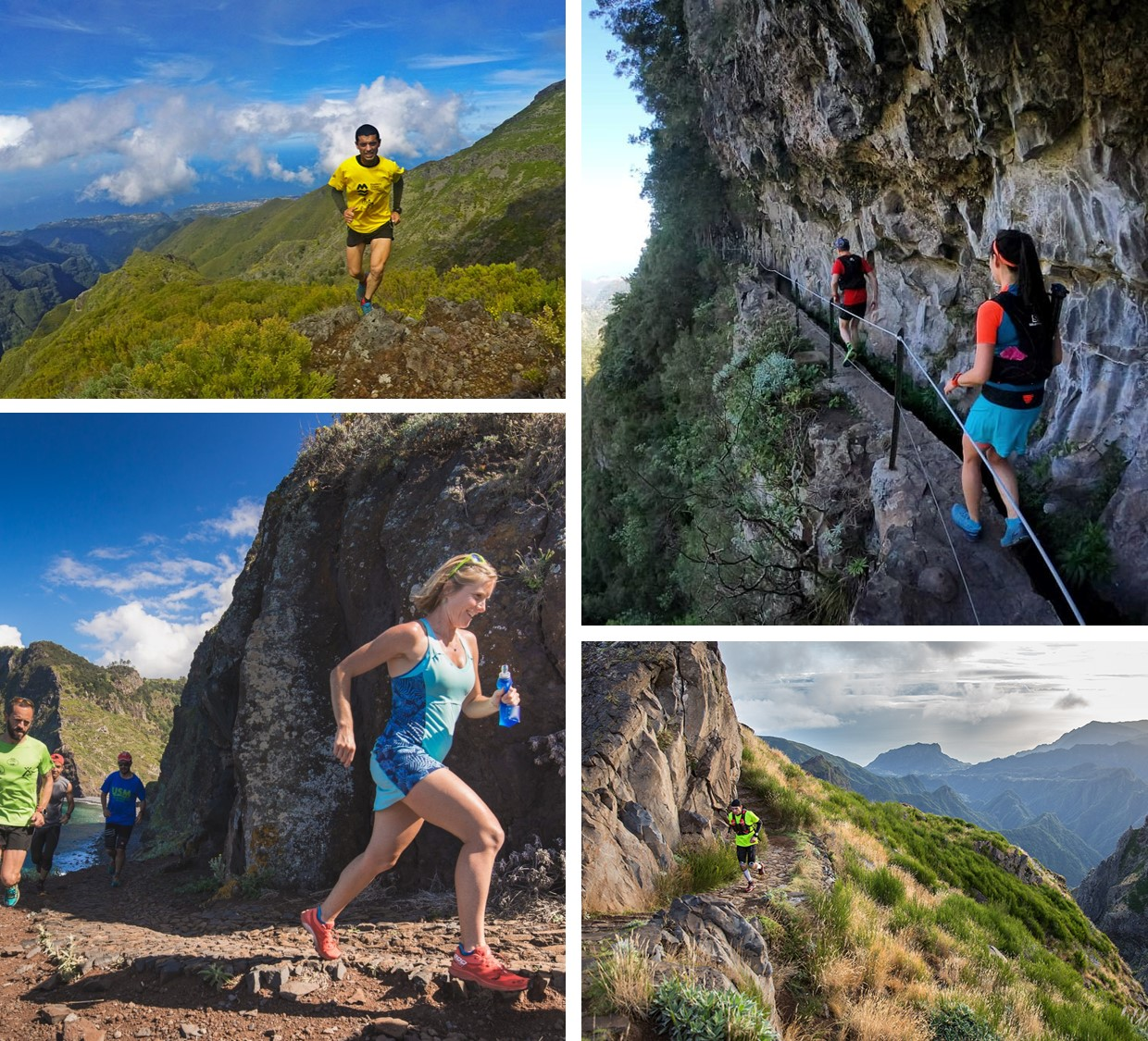 Superb Trail Running Madeira Portugal
