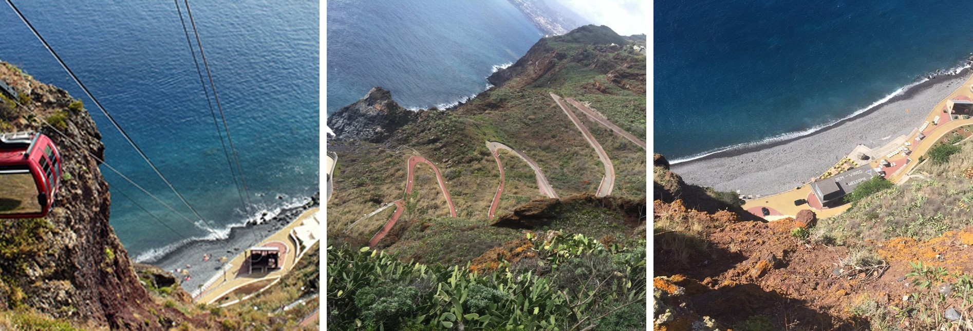 Cristo Rei Madeira Viewpoint Garajau Maeira Portugal