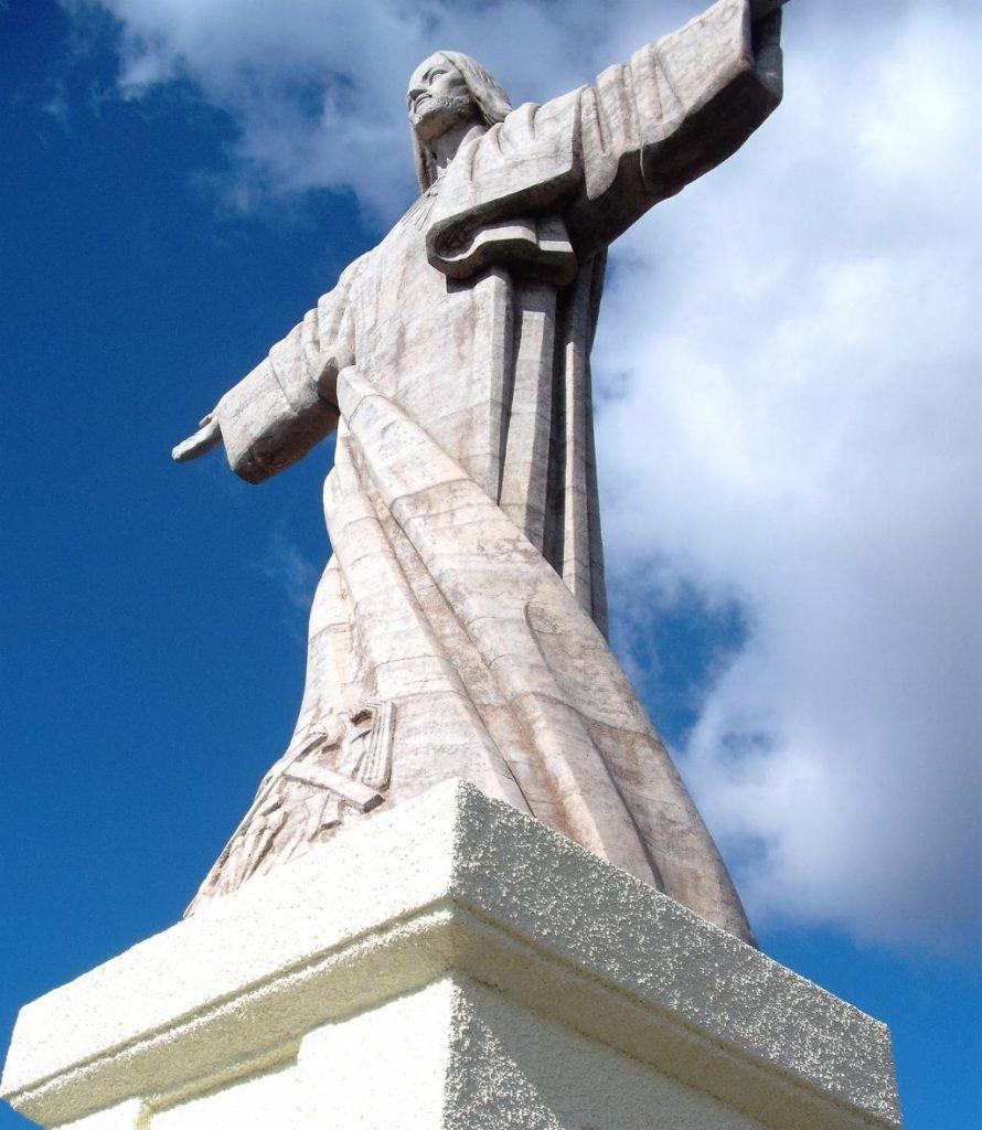 Madeira Portugal Miradouro Do Cristo Rei