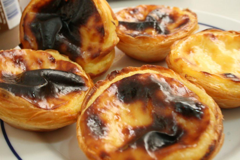 Pasteis de Belem Madeira Portugal Pastel de Nata