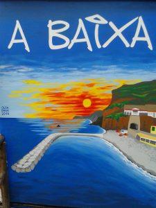 Mural Ponta do Sol Madeira