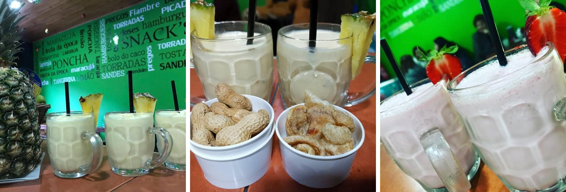 Nikita Madeira Portugal Cocktail