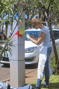 Parking Meter Funchal Madeira
