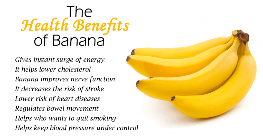 Maderia Banana Health Benefits