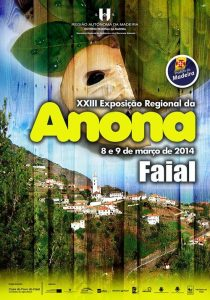 festa anona 2014 Madeira Portugal