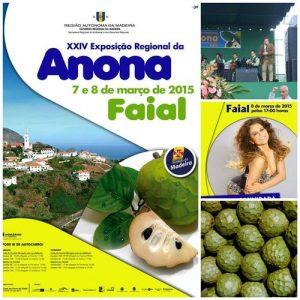 festa anona 2015 Madeira Portugal