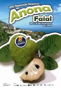 festa anona 2016 Madeira Portugal