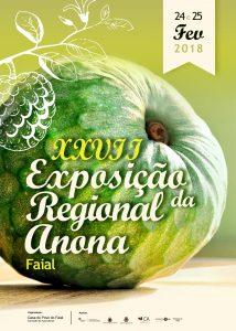 festa anona 2018 Madeira Portugal