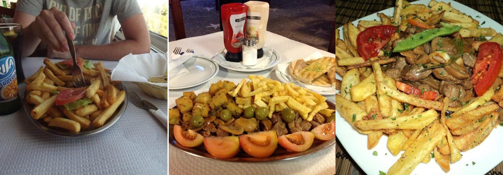 picado a madeirense picadinho Madeira Portugal Recipe
