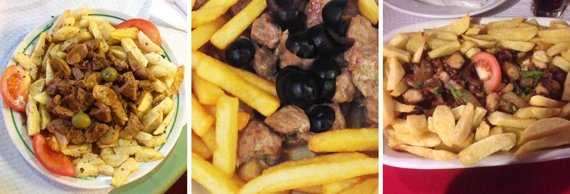 Recipe: Picado à Madeirense