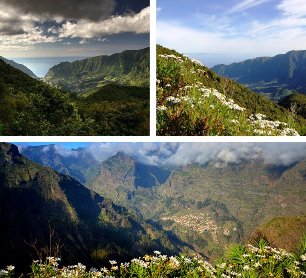 Miradouro da Encumeada Madeira Ribeira Brava Sao Vicente Madeira