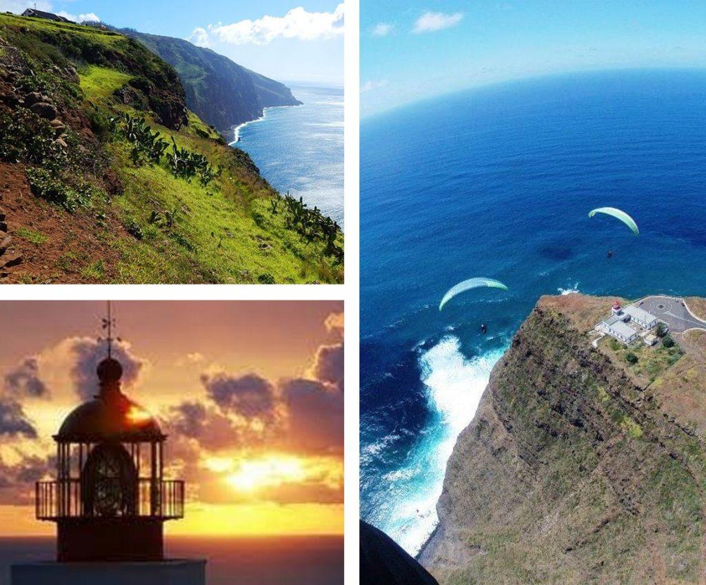 Farol-Ponta-do-Pargo-Madeira Viewpoint Miradouro