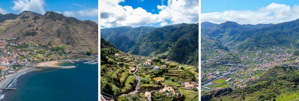 Gemeinde Machico auf Madeira