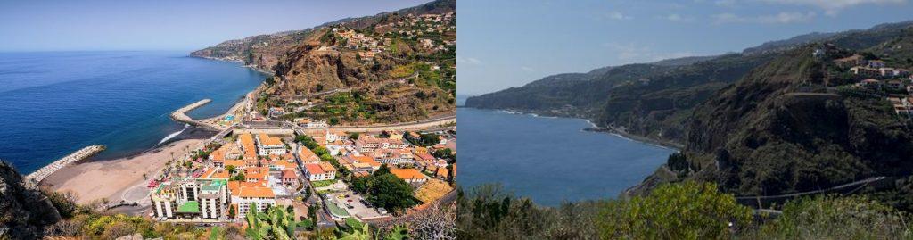 Miradouro de São Sebastião Ribeira Brava Madeira