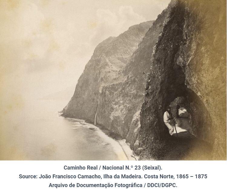 Caminhos Reais da Madeira – Koninklijke routes van Madeira