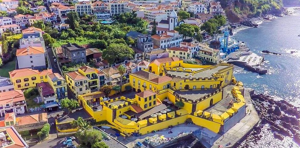 The São Tiago Fortress