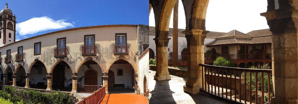The Santa Clara Convent in Funchal